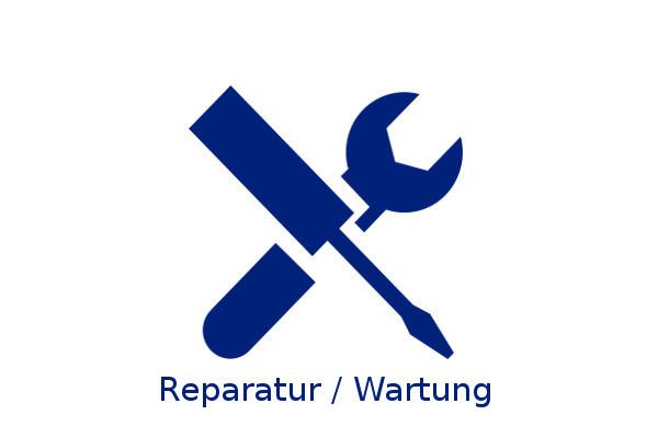Reparatur und Wartung